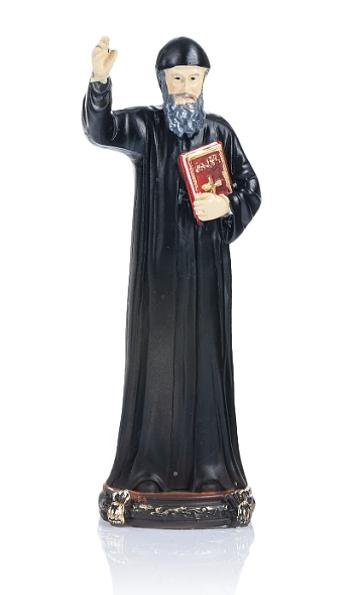 Svätý Šarbel (ZY17272-5) - 13 cm