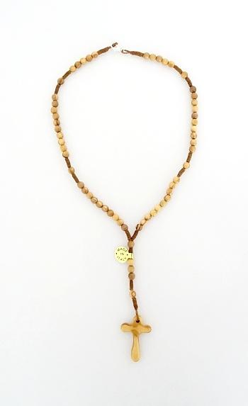 Ruženec (RE5020) drevo + šnúrka