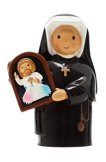 Soška (165531YX) Sv. Faustína