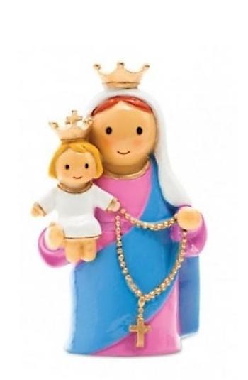 Soška (17303) Panna Mária - Kráľovná ruženca
