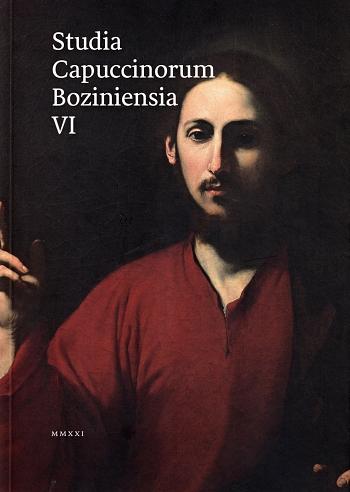 Studia Capuccinorum Boziniensia VI