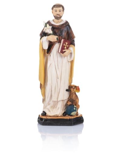 Svätý Dominik (ZY17480-12) - 29 cm