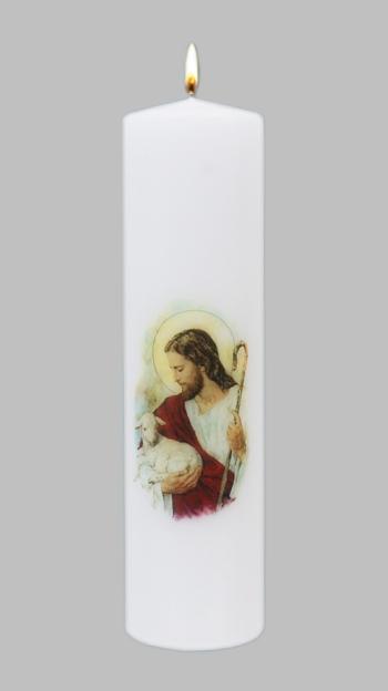 Sviečka kostolná (1440) – Pán Ježiš pastier