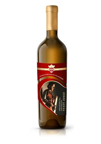 Mešní víno: Svatý Josef 2019