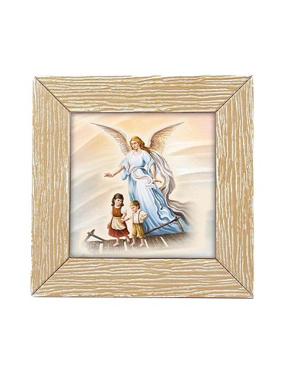 Obraz (2172/F103) – Anjel strážny