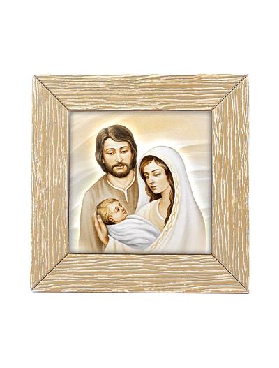 Obraz (2172/F0030) – Svätá rodina