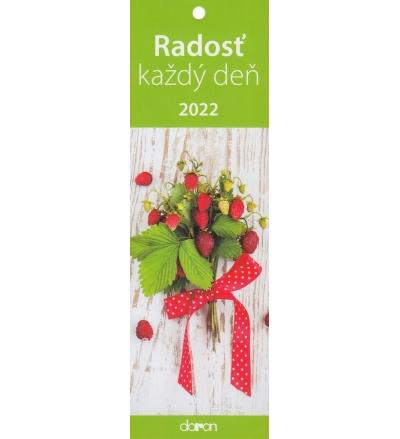 Kalendár 2022 Radosť každý deň (Doron)