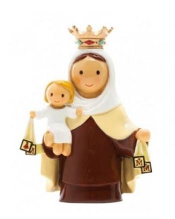 Soška (1600144) Panna Mária Karmelská