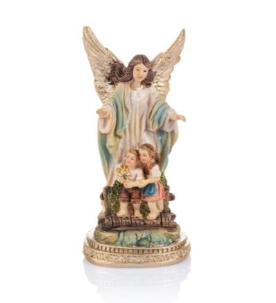 Anjel strážny (ZY17263-5H) - 13 cm