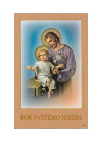 Magnetka (469) - Rok svätého Jozefa