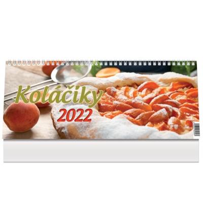Kalendár 2022 (stolový) Koláčiky