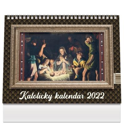 Katolícky kalendár 2022 (stolový) / PG