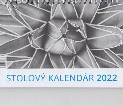 Kalendár 2022 (stolový) Pracovný malý