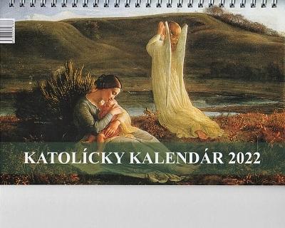 Katolícky kalendár 2022 (stolový) / NEO
