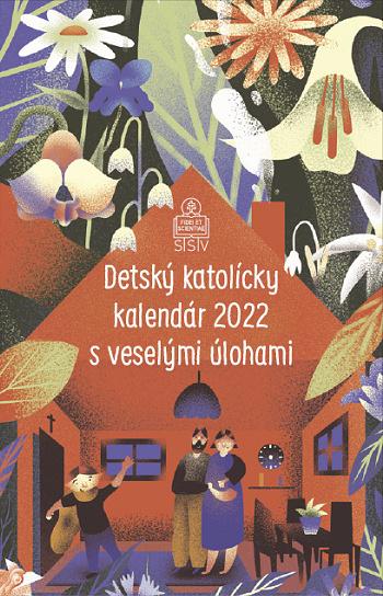 Detský katolícky kalendár 2022 (nástenný) / SSV