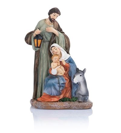 Svätá rodina (HY72217-2A) – 15 cm