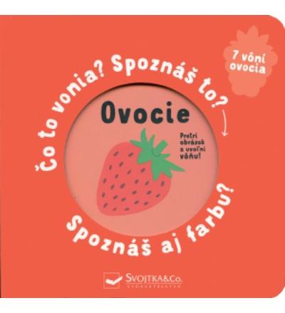Ovocie - Spoznáš správnu vôňu a farbu?