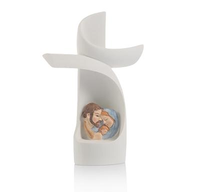 Betlehem svietiaci (KWA16061) - biely
